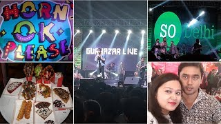 Horn Ok Food Festival 2018|Singer Gurnazar Live Performance|EatTreat Challenge|Maya Band