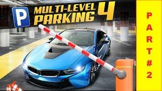 Multi Level 4 Car Parking #2 - App Check - Android / iPhone / iPad iOS Game - Aidem Media