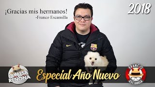 La Mesa Reñoña 128 | ESPECIAL DE FIN DE AÑO 2018