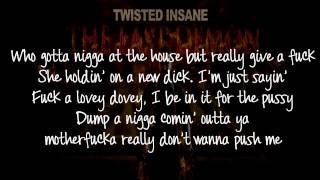 Twisted Insane - Quit [Lyrics + HD]