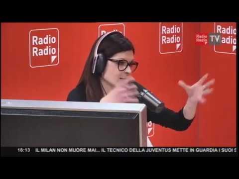 Virginia Raggi ai microfoni di Radio Radio - 9/03/2017