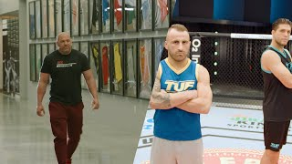 Behind the Scenes of the Return of The Ultimate Fighter | Season 29