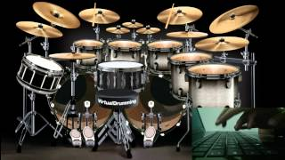 Seize The Day - Avenged Sevenfold - cover by Wanna Virtual Drummer