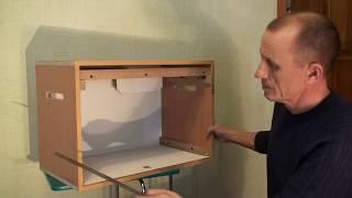 видео Как сделать домик для голубей своими руками: простой способ