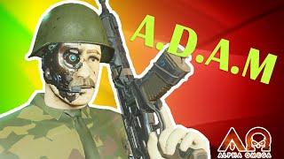 COMO ATIVAR O A.D.A.M PROTETOR CIVIL DO MAPA ALPHA OMEGA (ALFA OMEGA EASTER EGG TUTORIAL)