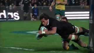 All Blacks 2014 Tries