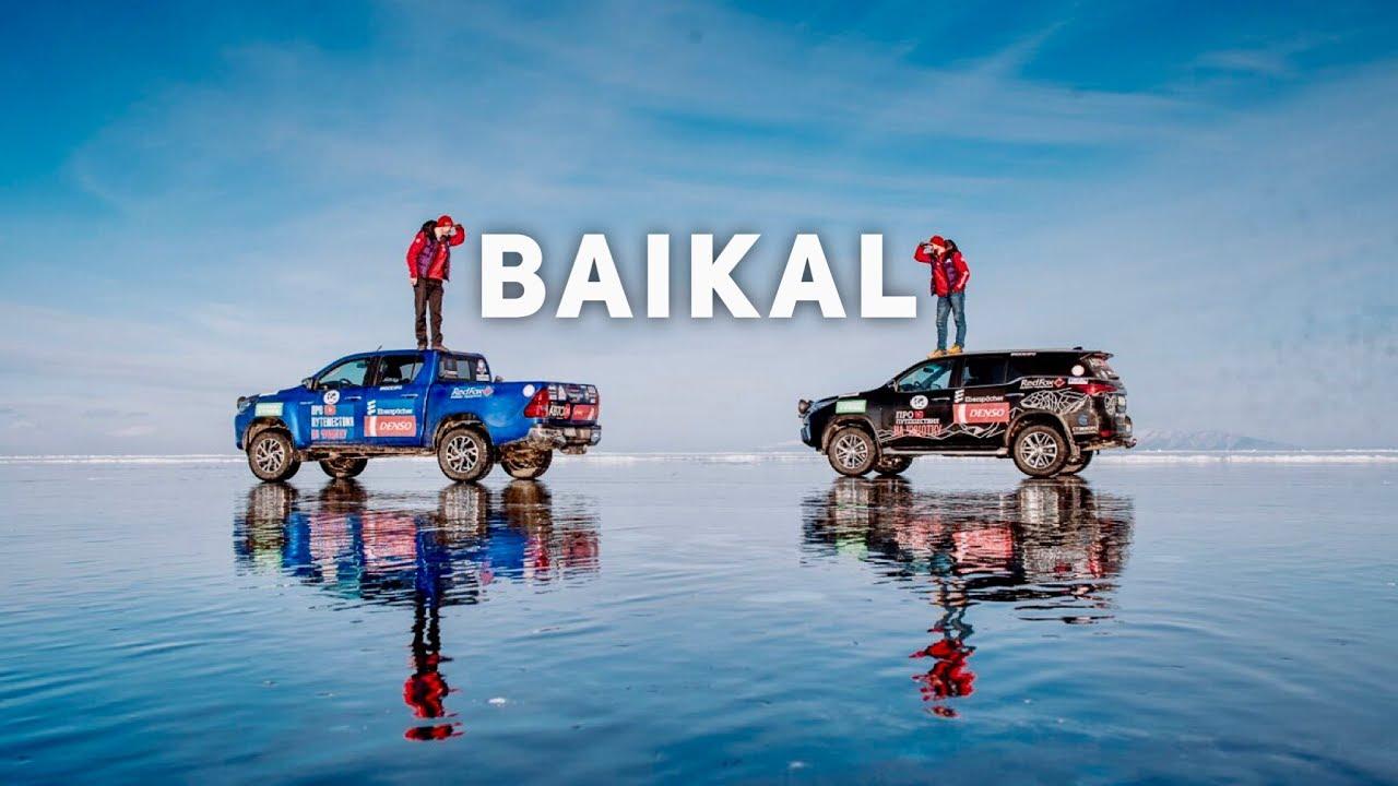 Через Байкал на машинах TOYOTA, остров Ольхон и мыс ПОКОЙНИКИ, путешествие на Чукотку! Часть 2 Смотр