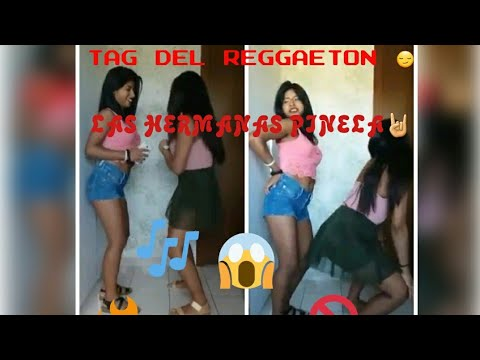 Tag del Reggaeton  /Las Hermanas Pinela