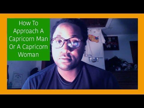 i dating a capricorn man