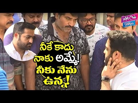 Jr NTR Condolences to Rajiv Kanakala...