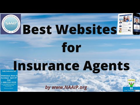 Best Website For Insurance Agents