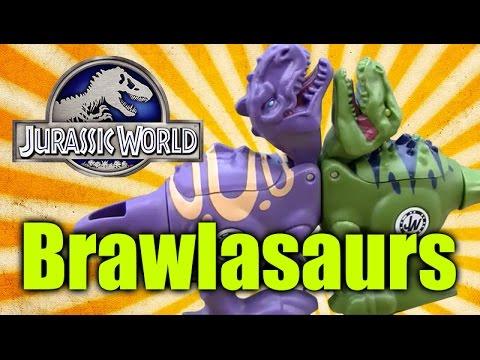 Jurassic World Brawlasaurs!