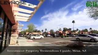 3.5 M NNN الاستثمار في 2820 E الجامعة الدكتور Mesa, AZ