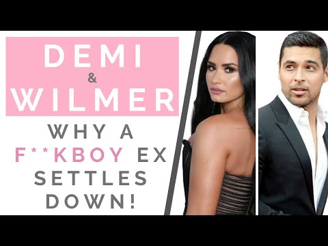 DEMI LOVATO & WILMER VALDERRAMA: Why A Player Suddenly Settles Down | Shallon Lester from YouTube · Duration:  27 minutes 45 seconds