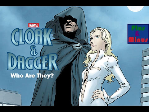 Marvel - Who Are Cloak and Dagger (TV SERIES)?
