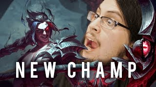 Imaqtpie - NEW CHAMP REVIEW / BOT LANE XIN ZHAO IS AMAZING!