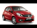 Honda Brio Face lift Review