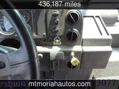 Mt Moriah Auto Sales >> 1999 Freightliner MT45 Step Van Used Commercials - Memphis,Tennessee - 2013-08-02 - YouTube