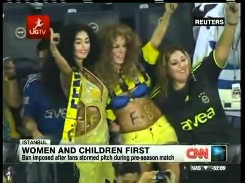 FENERBAHÇE LADIES  CNN INTERNATIONAL