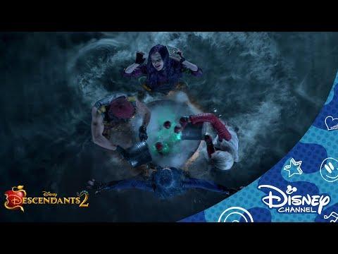 Descendants 2 | Warrior Trailer | Official Disney Channel Africa