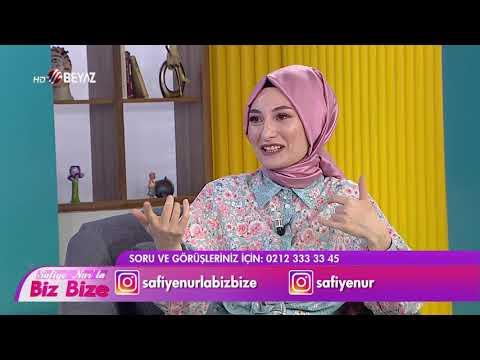 BEYAZ TV SAFIYE NURLA BIZ BIZE 21 12 2019 UGUR TOPBAS