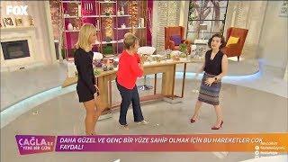 Çağla ile Yeni Bir Gün, 19. Bölüm - Zeynep'le Yüz Yogası