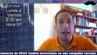 Punto 9 - Noticias Forex del 6 de Noviembre 2017