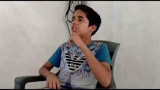 Funny Interview   First Video   Rupesh and Pratyush   Kids on Youtube   Epic Productions  