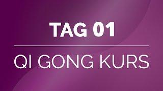Der moderne Qi Gong Kurs — Die 18 Figuren der Harmonie