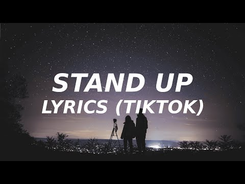 Stand up - Cynthia Erivo (Lyrics) (TikTok song) and i fight with the strength i got until i die