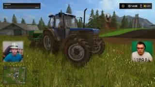 Ahhh, ta nasza orka XD - Farming Simulator 2017 #3 - SEZON 1