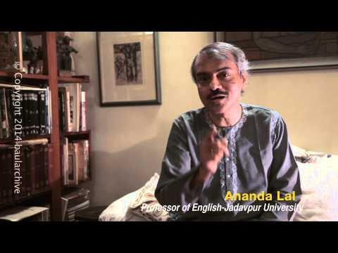 Ananda Lal endorsement