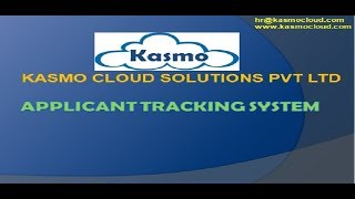 Applicant tracking system is a software which used to keep of job requirement. this generally by staffing company like magna inf...