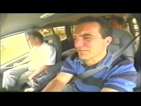 Drew Soicher Carpool Karaoke 1996 Tony Dungy Seth Greenberg WFTS-TV Tampa