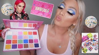 JEFFREE STAR JAWBREAKER PALETTE REVIEW... do we like?