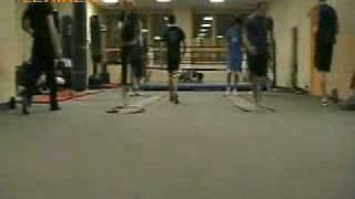 Leriken's Plyo-agility And Interval Training Class