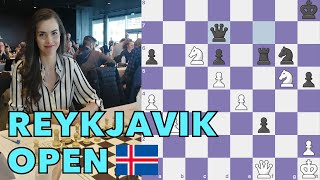 My First Tournament Game in 3 Years! - Reykavik Open 2019