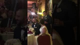 Funny Best Man Speech - Mike & Hannah's Wedding