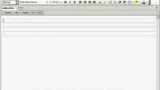 Ms FrontPage 2003 Tutorial