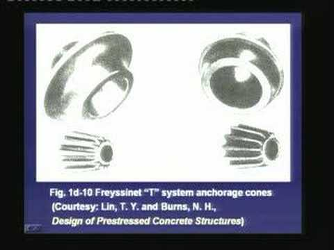 Prestressing System and Devices(Post-Tensioning) II video
