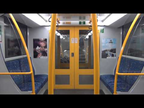 Sydney Train Subway Compilation - Redfern and Central Train Station