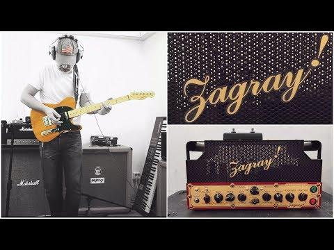 Zagray! Masterpiece Guitar Amp by Aleksander Niemand