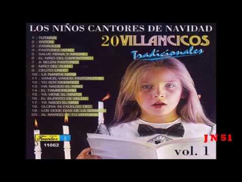 20 Villancicos Tradicionales Vol 1  -  Los niños cantores de la Navidad.