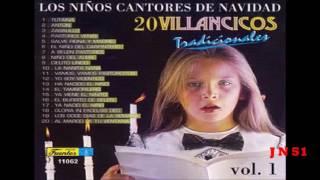 20 Villancicos Tradicionales Vol 1  -  Los niños cantores de la Navidad. thumbnail