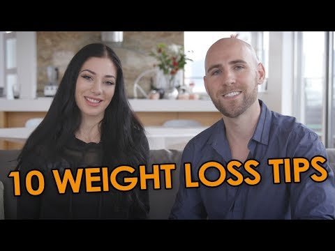10 Weight Loss Tips You MUST Know To Lose Weight With Stefan James