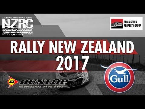 NZRC Round 6 | Rally New Zealand 2017