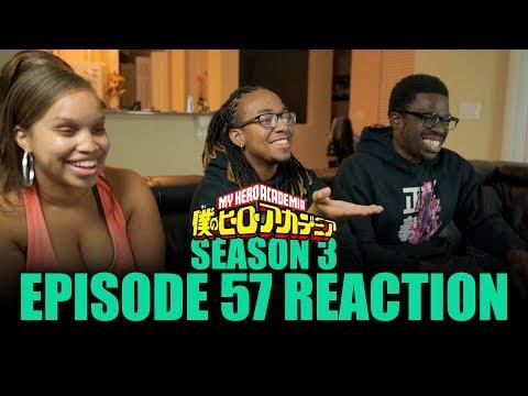 MINUS POINTS! My Hero Academia Season 3 Ep 19 Reaction