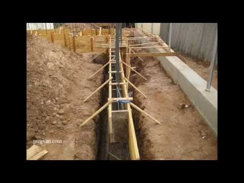 Watch This Video Before Pouring A Concrete Foundation – Cons