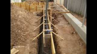 Watch This Video Before Pouring A Concrete Foundation – Construction Tips