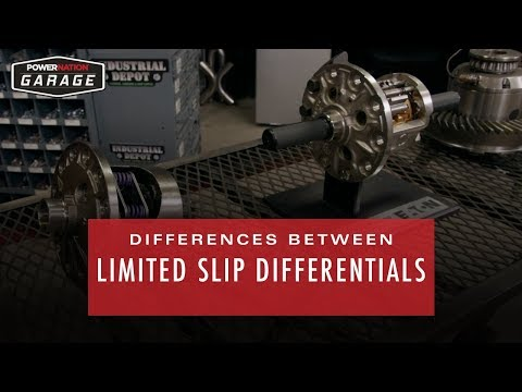 difference-between-limited-slip-differentials